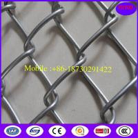 China HIGH QUALITY Chain Link Fence with low price on sale