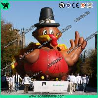 Quality Inflatable Turkey ,Giant Turkey Inflatable,Event Inflatable Turkey Cartoon for sale