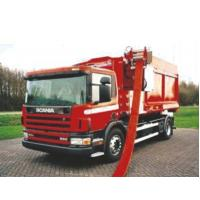 Quality High Power Long - Distance Water Supply Vehicle / Mechanization Drainage Vehicle for sale