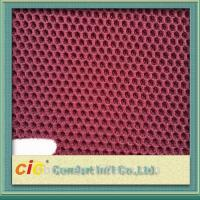 Buy 100 Polyester Mesh Fabric / 3d Air Mesh Fabric For Motorcycle Seat Cover , 140-150cm Width at wholesale prices