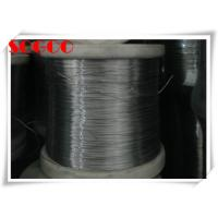 Quality ASTM B863 60 Shape Memory Alloys , Heat Activated Nitinol Memory Wire for sale
