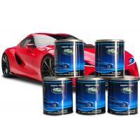 Quality Sparkle Electroplated Silver Metallic Automotive Paint Custom Color For Spray for sale
