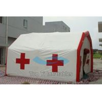 Quality Movable Inflatable Rescue Tent Emergency Shelter Medical Air Inflated Tents for sale