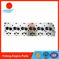 Quality Hino cylinder head supplier in China, high hardness long lifetime cylinder head H06 H06C H06CT in stock for sale