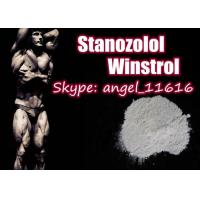 Buy cheap Pharmaceutical Stanozolol Oral Steroids Winstrol White Powder For Muscle Growth product