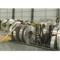 Quality 904L Cold Rolled Stainless Steel Strip For Pressure Vessel 0.3 - 3.0mm Thickness for sale