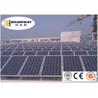 Buy cheap Photovoltaic Solar Mounting Aluminum Alloy Frame China Manufacturer from wholesalers