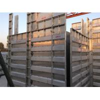Quality Convenient Construction Aluminium Industrial Profile High Bearing Capacity for sale