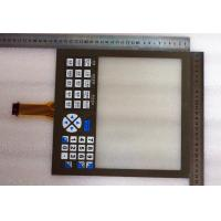 """Quality Waterproof 10.1"""" Resistive Touch Screen FPC Industrial With Glass and Glass for sale"""