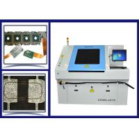 Quality 12W 15W 18W UV Laser PCB Depanel / PCB Depanelizer With High Cutting Precision for sale