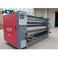 Buy 1.7m Roller Sublimation Heat Transfer Printing Machine For Textile Printing at wholesale prices