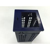 Quality Dark Blue Connection Box OEM Electronic Mould , 1 Cavity Plastic Molded Products for sale