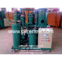 Quality Vaccum Hydraulic Oil Regeneration Purifier, Hydraulic Oil Reconditioning System TYA-R-30 for sale