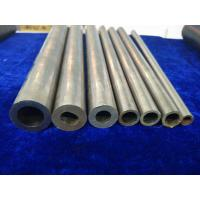 China Decorative Bright Surface Small Diameter Metal Tubing 0.8 - 4.5mm Thickness on sale