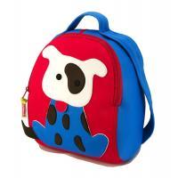 Quality Dog Embroidered Personalized Kids Backpacks for sale