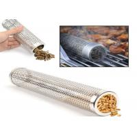 China Portable Stainless Steel Mesh Tube  Corrosion Resistant  Easy To Use on sale