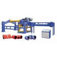 Quality XG600 *2000 hanging roller Reinforced Concrete Pipe Machine for sale