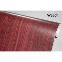 Buy cheap Eco - Friendly 3D Non - Pasted Living Room Wallpaper Wooden Style Wallpaper product