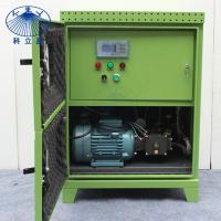 China 12LPM new outdoor high pressure fog making machine for mist cooling system on sale