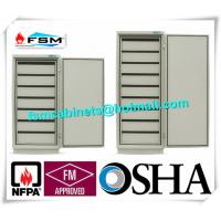Magnetic Proof Fire Rated File Cabinets For Government / Finance / Securities