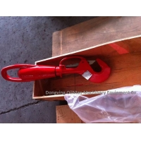 China 20 Ton, 25 Ton, 35 Ton Sucker Rod Hook For Drilling Rig With Factory Price on sale