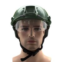 Quality Head Protection Military Combat Helmet For Outdoor Airsoft / Paintball Players for sale
