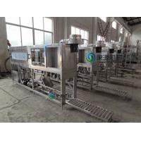 Quality Aseptic 5 Gallon Water Filling Machine 1.4 Kw Auto Bottled Water Plants for sale