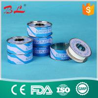 Quality Zinc oxide plaster in metal tin pack for sale
