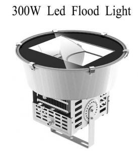 China Professional Epistar COB Outside LED Flood Lights 300W , CE RoHS FCC on sale