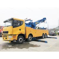 Quality 60T Heavy Crane arm for truck,60T Rotary Crane for Mexico for sale