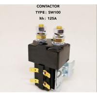 Buy cheap Forklift Motor Reversing Contactor SW100P ITH 125A / Forklift Parts from wholesalers