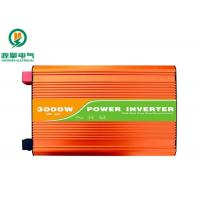 Buy Intelligent High Frequency Pure Sine Wave Inverter 3000W With Overload Protection at wholesale prices