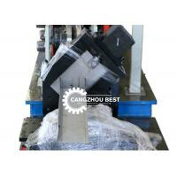 Buy Galvanized CU Stud And Track Roll Forming Machine For Gypsum Board Drywall at wholesale prices