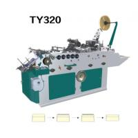 Buy cheap Envelope pasting machine Suitable for Chinese and Western envelope from wholesalers