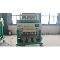 Quality china manufacturer of CCD camera Peanut Color Sorter Machine multifunction color sorting for peanut for sale