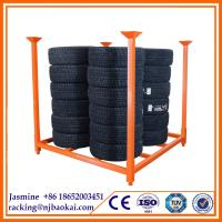 Quality warehouse metal Stacking pallet Rack for sale
