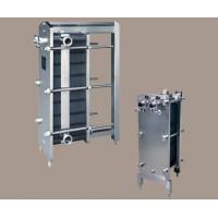 Quality Stainless Steel Plate Frame Heat Exchanger For Dairy / Brewage / Food for sale