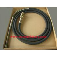 Quality Dynapac type needle pipe rod pin parts flexible shaft concrete vibrator hose for sale