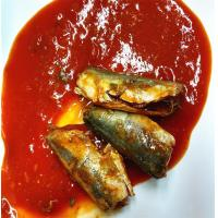 Quality Best-selling Canned Mackerel in Tomato Sauce health food for sale