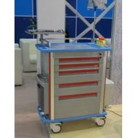 China ABS Medical Crash Cart on sale