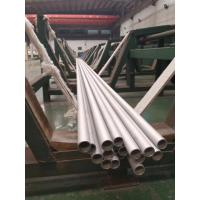 Quality Seamless Tube And Pipe Stainless Steel ASTM A268 AISI 446 DIN 1.4749 for sale