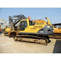 Quality Crawler Second Hand Excavators Volvo EC240BLC 2010 Year 168HP Engine Power for sale