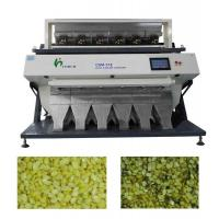 China 10 Inch LED Screen Bean Color Sorter Of Channel 126 Bean Sorting Machine on sale