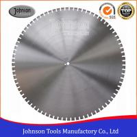 China 1200mm Diamond floor Saw Blade For Concrete And Asphalt Road Cutting on sale