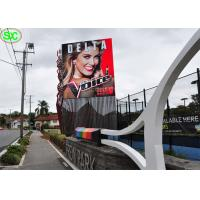 Quality Outdoor Advertising rgb led display Full Color , High Definition Led TV Screen for sale