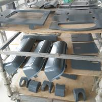 China Compact Size Fibreglass Car Body Kits Reinforced Plastic Material Hand Lay Up RTM SMC Technolgy on sale