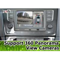 HD Reverse Camera , 360 Bird View Cameras Interface with Dynamic Parking Guide Line for GOLF 7/ Passat / Skoda