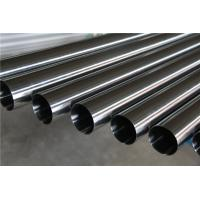 Quality DIN 1.4876 Alloy 800 Inconel Pipe Welded Seamless ASTM B407 Standard for sale