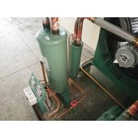 Quality Customized 4HP Bitzer Semi Hermetic Condensing Unit For Chicken Freezer for sale