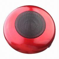 Quality Bluetooth Speaker/Portable/Wireless with Microphone/TF Card Reader/Palm Size/Built-in Li-ion Battery  for sale